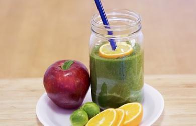 Zdravé brokolicové smoothie