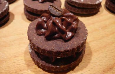 Čokoládové dortíčky - bez lepku, mléka, sóji