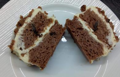 Marlenka - muffiny bezlepkové, bez vajec