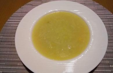 Cibulová polévka - nízkosacharidová