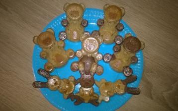 Sladké medvídkové mlsání - domácí brumíci
