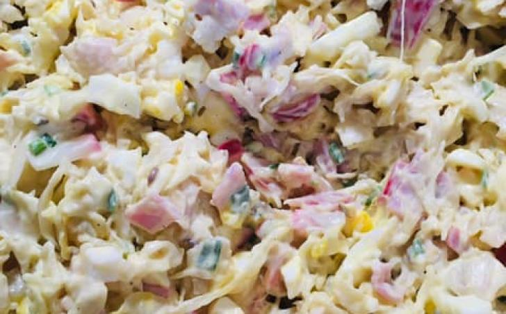 Salát z kysaného zelí - LC