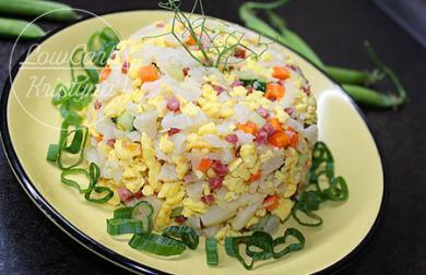 """Smažená """"rýže""""- LC"""