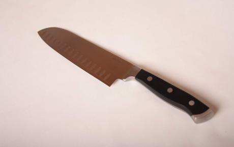 Kuchařský nůž Santoku