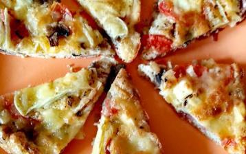 Vaječná pizza - LC