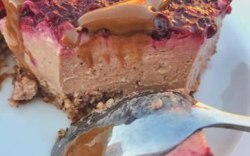 Výborný nepečený cheesecake - LC